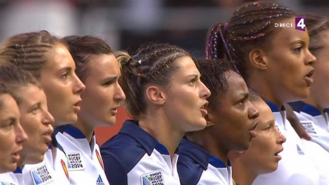 Coupe du monde de rugby féminin. Les 5 points à retenir de la défaite de l'équipe de France féminine face au Canada