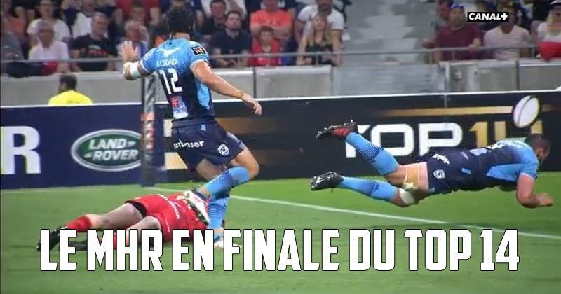 Top 14 - Les 5 points à retenir de la demi-finale entre Montpellier et Lyon