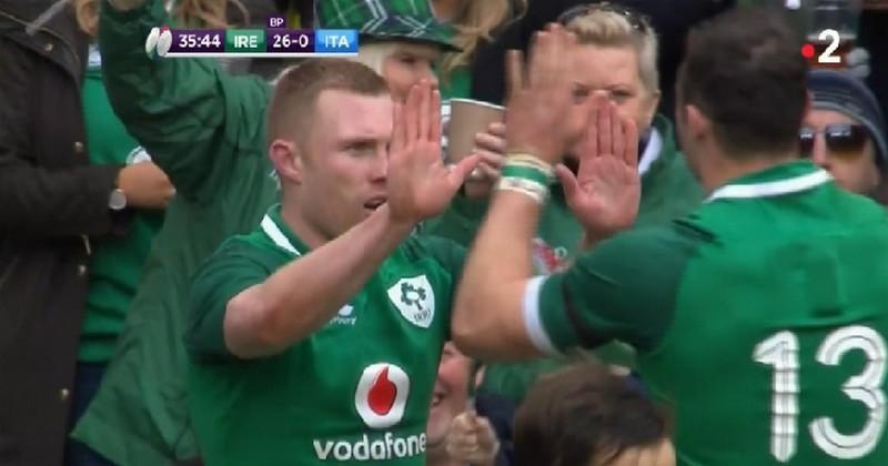 6 Nations 2018 - Les 5 points à retenir de la victoire de l'Irlande sur l'Italie