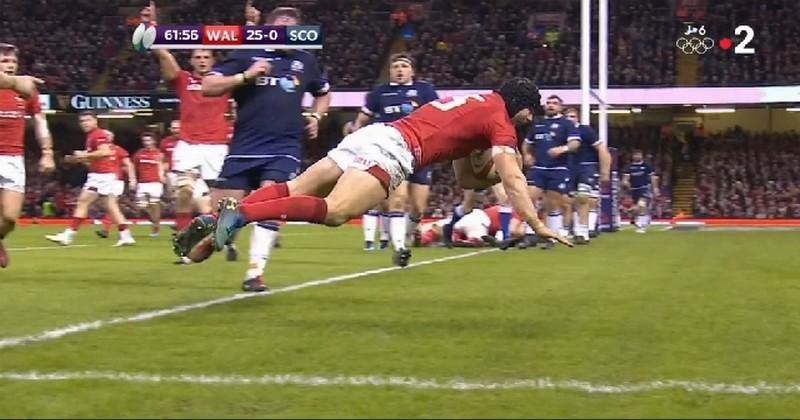 6 Nations - Les 5 points à retenir de la victoire du Pays de Galles sur l'Ecosse