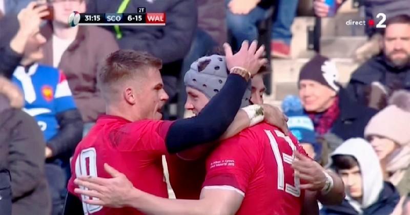 6 Nations 2019 - Les 5 points à retenir de la victoire du Pays de Galles sur l'Ecosse