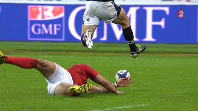 Les 5 points à retenir de la victoire du XV de France sur l'Ecosse