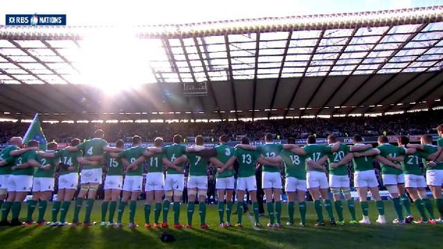 Les 5 points à retenir du match entre l'Ecosse et l'Irlande dans le 6 nations