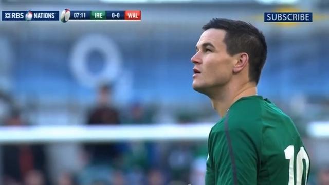 Les 5 points  à retenir du match entre l'Irlande et le Pays de Galles