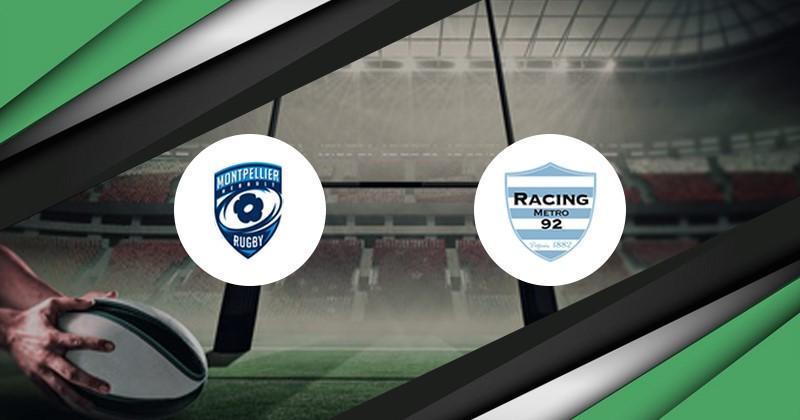 Top 14 - Les affiches des demi-finales avec Montpellier et le Racing 92