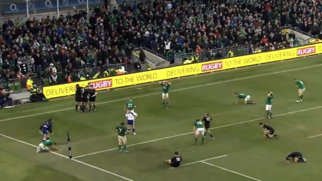 FLASHBACK. 2013. Les All Blacks crucifient l'Irlande au terme d'un match mémorable