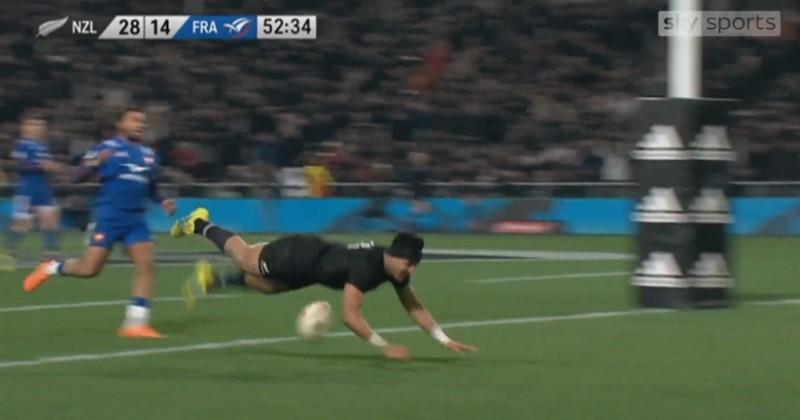 RESUME VIDEO. Les All Blacks de McKenzie et Ioane écœurent le XV de France