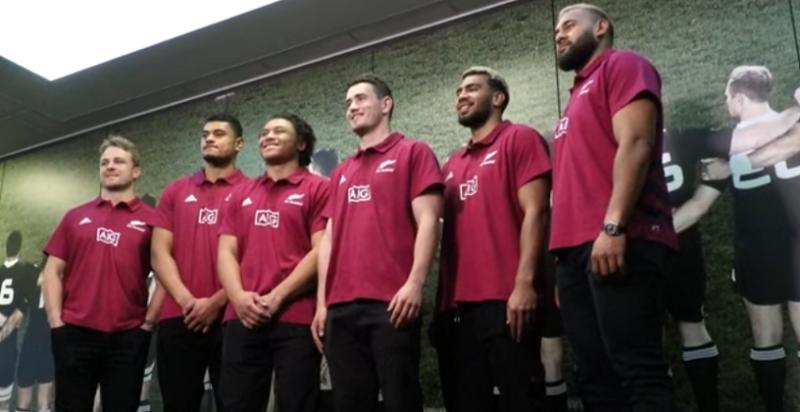 Rugby Championship - 35 joueurs, 7 nouveaux et une sensation pour les All Blacks