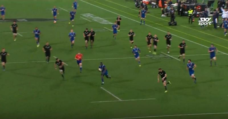 RESUME VIDEO. Les All Blacks font le minimum syndical face à de vaillants Bleus