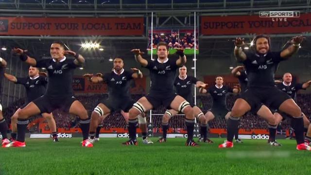 Les All Blacks veulent s'inspirer de la Coupe du monde de football pour gagner en 2015