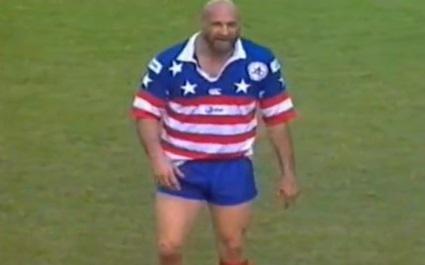 FLASHBACK. 1993. Quand les USA confondent rugby et football américain
