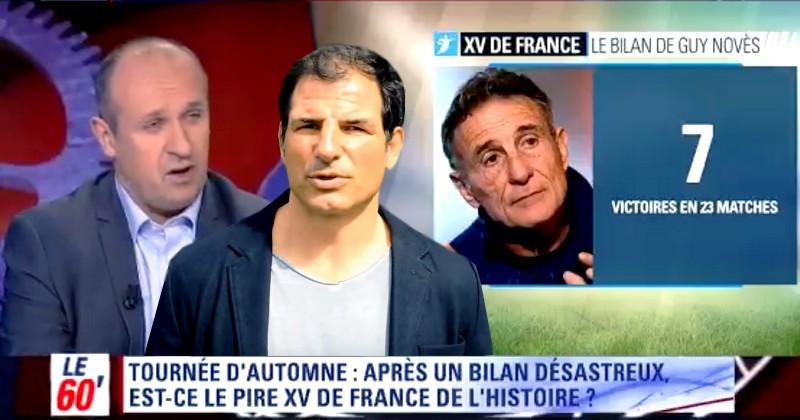 VIDEO. XV de France - Les anciens sélectionneurs défendent Guy Novès