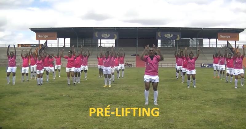 Les arbitres malgaches vous font réviser leurs gestes... et en musique [VIDEO]