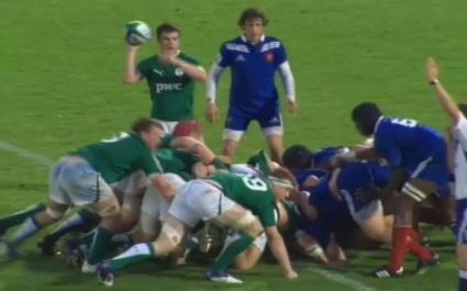 RESUME VIDEO. Les Bleuets battent l'Irlande et s'envolent vers la 5e place