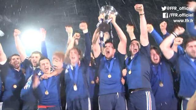 RESUME VIDEO. France - 20 se fait peur face à l'Irlande mais remporte le Grand Chelem