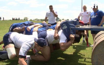 Championnat du monde -20 : Les Bleuets entre musculation et parade
