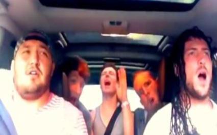 VIDEO. Les Exeter Chiefs partent en Road Trip et rejouent la scène mythique de Step Brothers