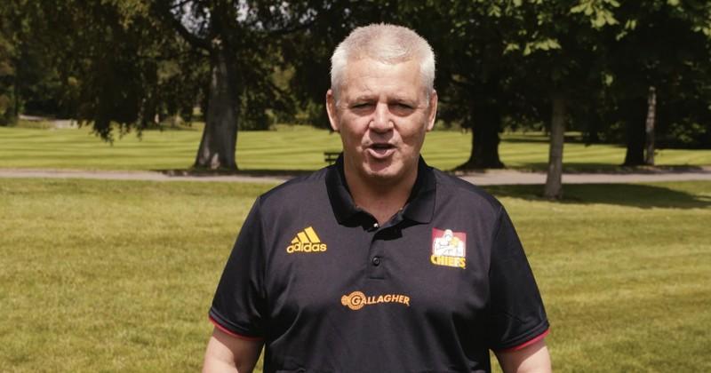 [TRANSFERT] Super Rugby - Les Chiefs s'offrent le sélectionneur gallois Warren Gatland