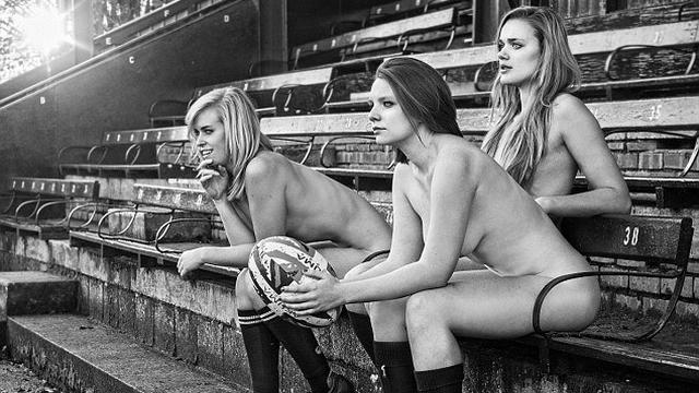 Le calendrier des féminines d'Oxford qui se dénudent pour la bonne cause