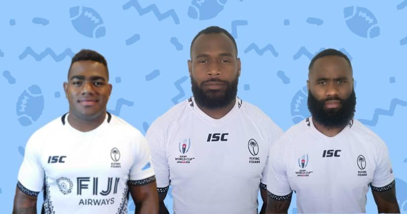 Coupe d'Automne des Nations - Les Fidji sans Radradra mais avec Tuisova et Botia [COMPOSITION]