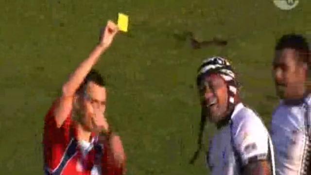 Test-match : Les Fidji vont porter plainte contre l'arbitre après les cartons jaunes reçus contre l'Italie