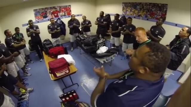 VIDEO. INSOLITE. Les Fidjiens nous offrent un nouveau chant plein d'émotions