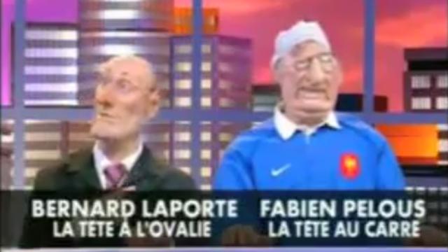 VIDEO. Flashback : quand les Guignols de l'info se moquent des défaites du XV de France face aux All Blacks