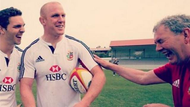 VIDEO. Le monde du rugby rend hommage à la carrière de Paul O'Connell
