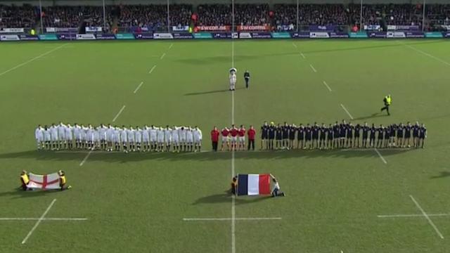 6 Nations U20 - Corrigés par l'Angleterre, les Bleuets jouent-ils plus que leurs homologues anglais ?