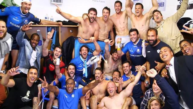 VIDEO. Les coulisses du match Castres vs Brive dans le camp des Tarnais