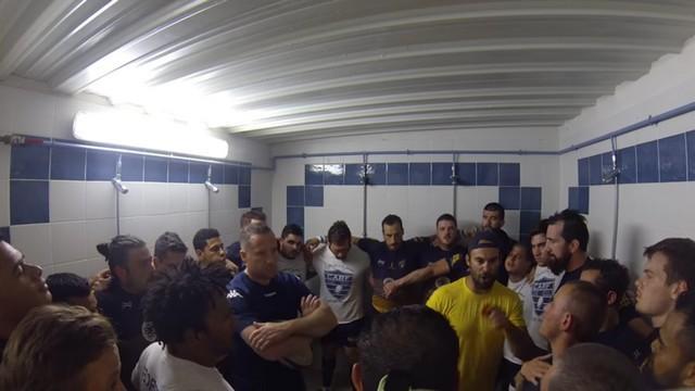 VIDEO. AMATEUR - Les joueurs du CA Raphaëlo-Fréjusien ont tout donné pour leur coéquipier hospitalisé