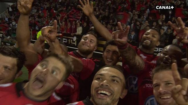 Top 14 - Demi-finale. Les réactions sur Twitter après le match entre Toulon et le Racing-Métro