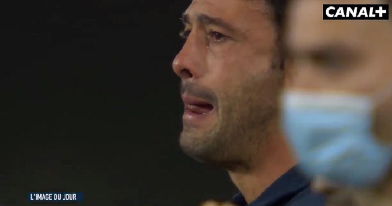 Les larmes de Garbajosa durant l'hommage à son ami ''Domi'' [VIDEO]