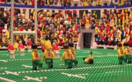 VIDEO. La victoire des Lions face aux Wallabies version Lego
