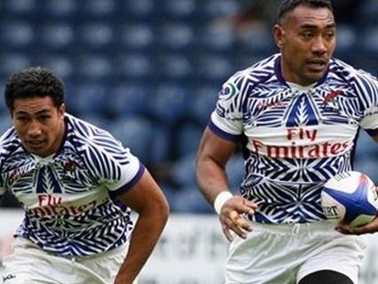 Les Manu Samoas gagnent le circuit mondial à 7