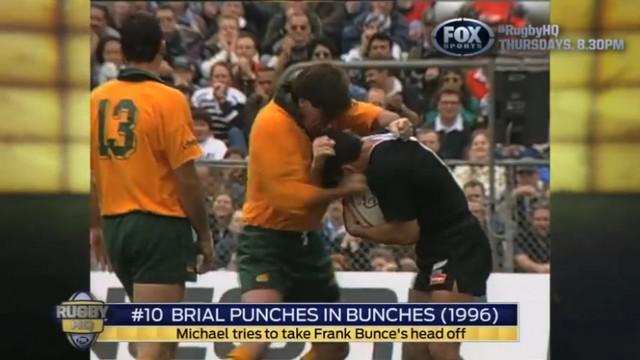 VIDEO. Le Top 10 des moments mémorables entre l'Australie et la Nouvelle-Zélande (1re partie)