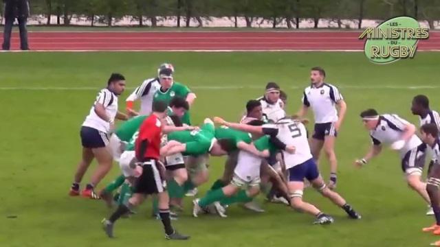 VIDEO. Les Ministres du Rugby new look analysent deux cas d'arbitrage compliqués