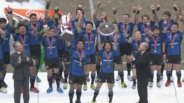 VIDEO. Le Panasonic Wild Knights corrige le Suntory Sungoliath en finale de la Top League