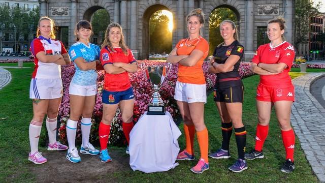VIDEO. Les phases finales du Championnat d'Europe féminin en direct sur Rugby Europe TV