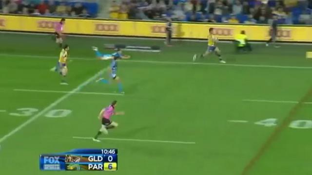 VIDEO. Les plus beaux essais de 100 mètres en NRL en 2014
