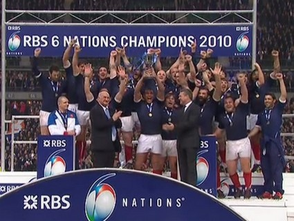 Les plus beaux moments du tournoi des 6 Nations 2010