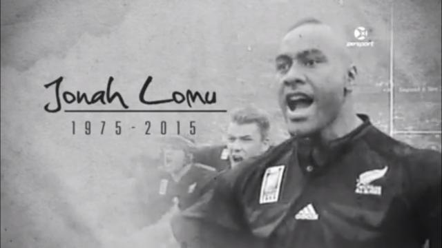 VIDEO. Les plus grands exploits de Jonah Lomu sur un terrain de rugby