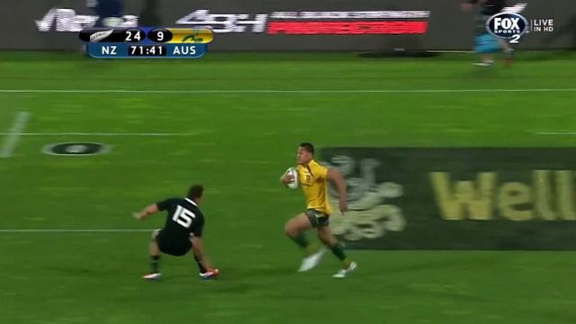 VIDEO. Les plus belles actions du Rugby Championship 2013