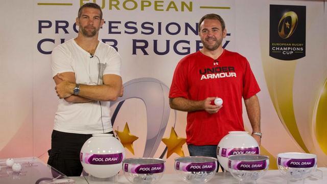 Les poules de l'European Rugby Challenge Cup pour la saison 2014-2015
