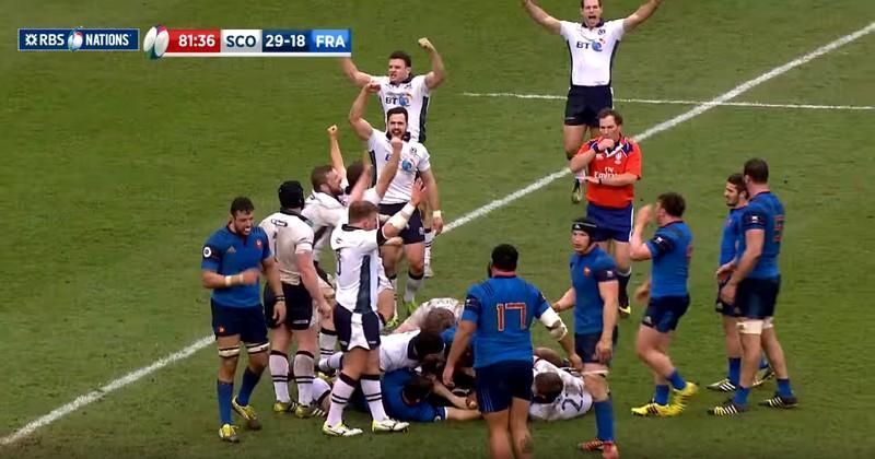 XV de France. Les fêtards hors-jeu !