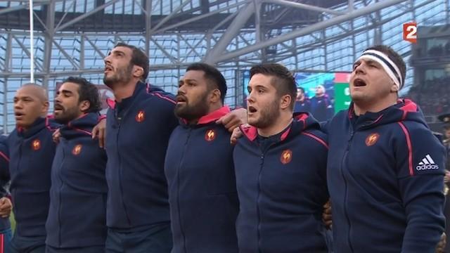 VIDEO. 6 Nations - Les réactions après la défaite du XV de France en Irlande
