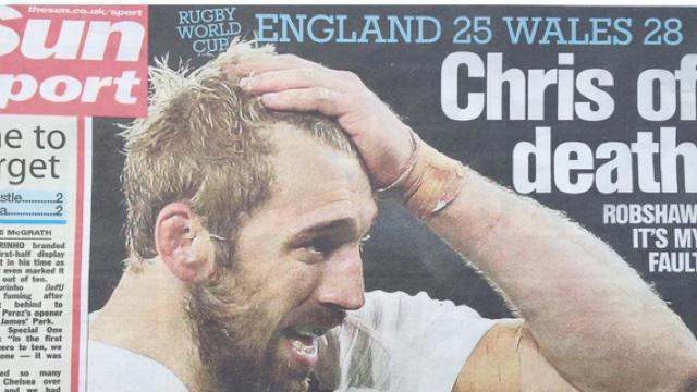 Coupe du monde. Les réactions de la presse étrangère après Angleterre - Pays de Galles