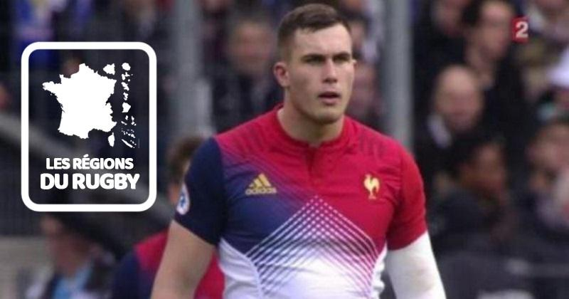 LES RÉGIONS DU RUGBY : à quoi ressemblerait une équipe de joueurs formés en Auvergne - Centre - Limousin ?