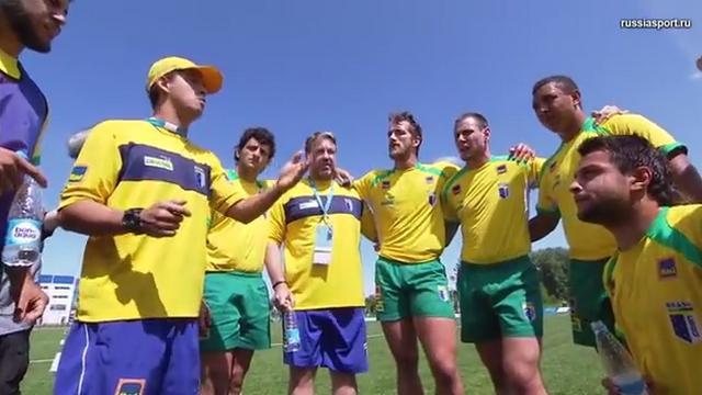 Le Brésil profite du savoir-faire des Néo-Zélandais en vue des JO de Rio en 2016