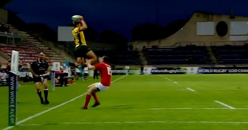 VIDEO. Les rugbymen se prennent pour Lebron James et ça donne de superbes essais